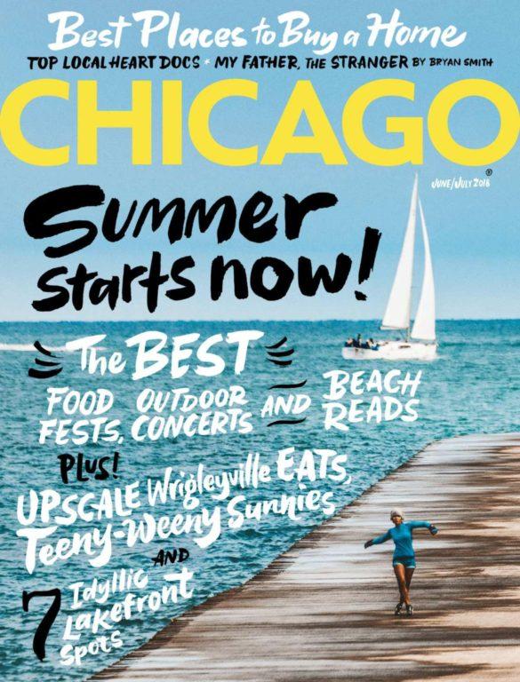 Chicago Magazine – June 2018