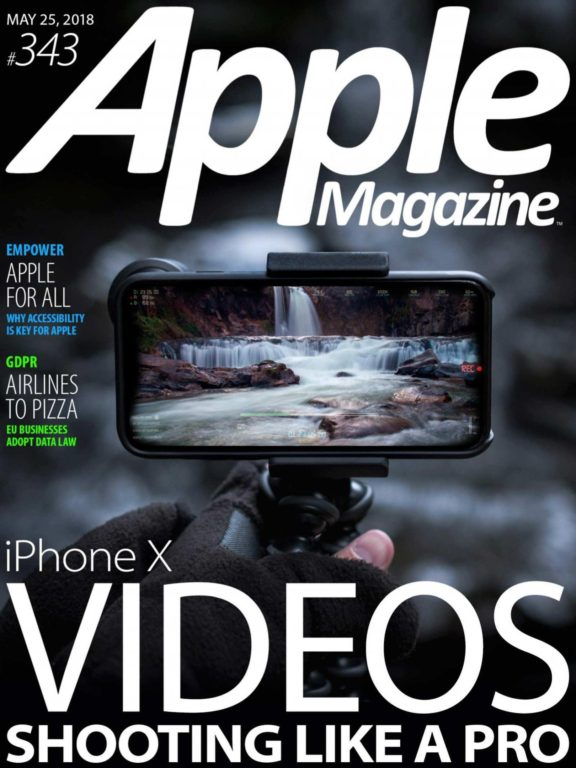 Apple Magazine – 25.05.2018