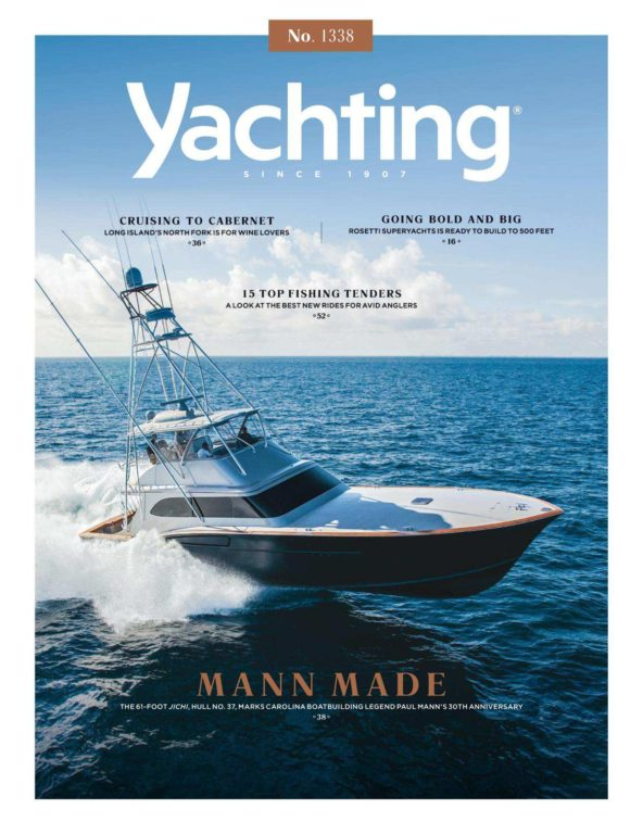 Yachting USA – June 2018
