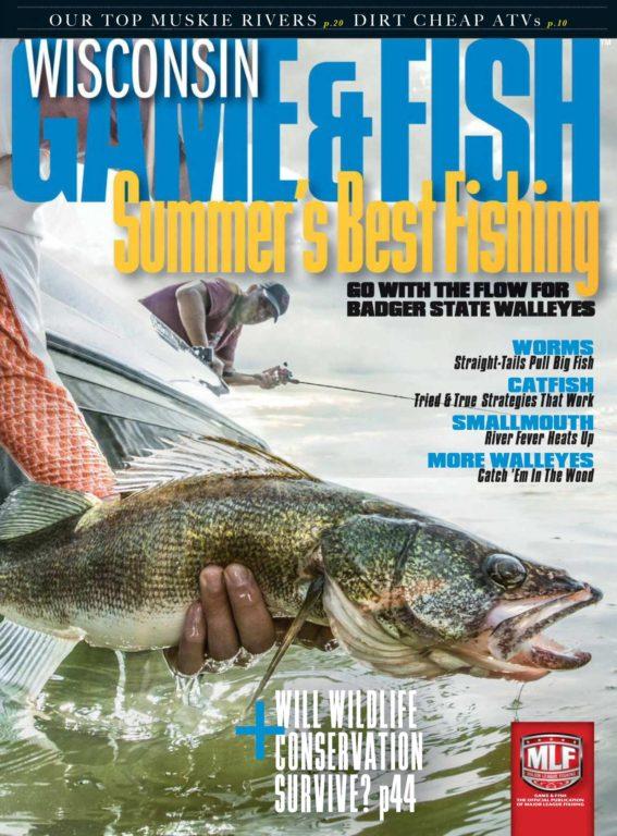 Wisconsin Game & Fish – June 2018