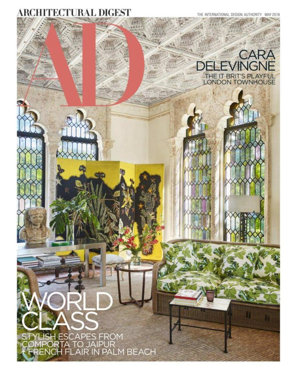 Architectural Digest USA – May 2018