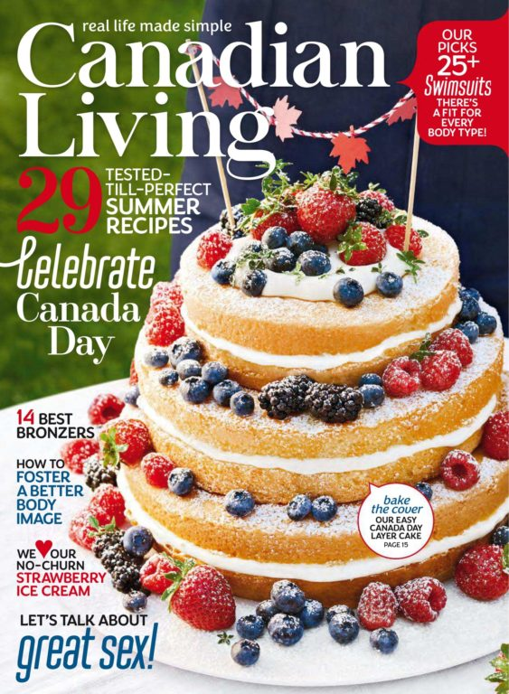 Canadian Living – July 2018
