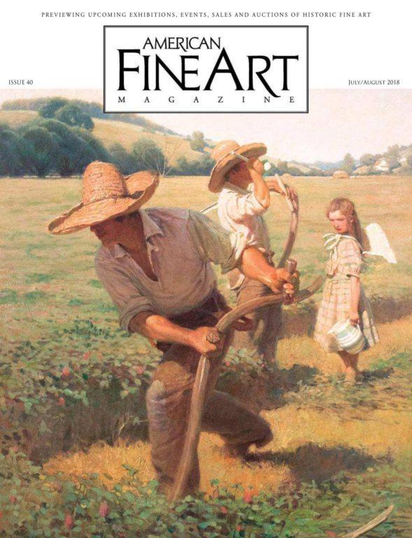 American Fine Art – July-August 2018