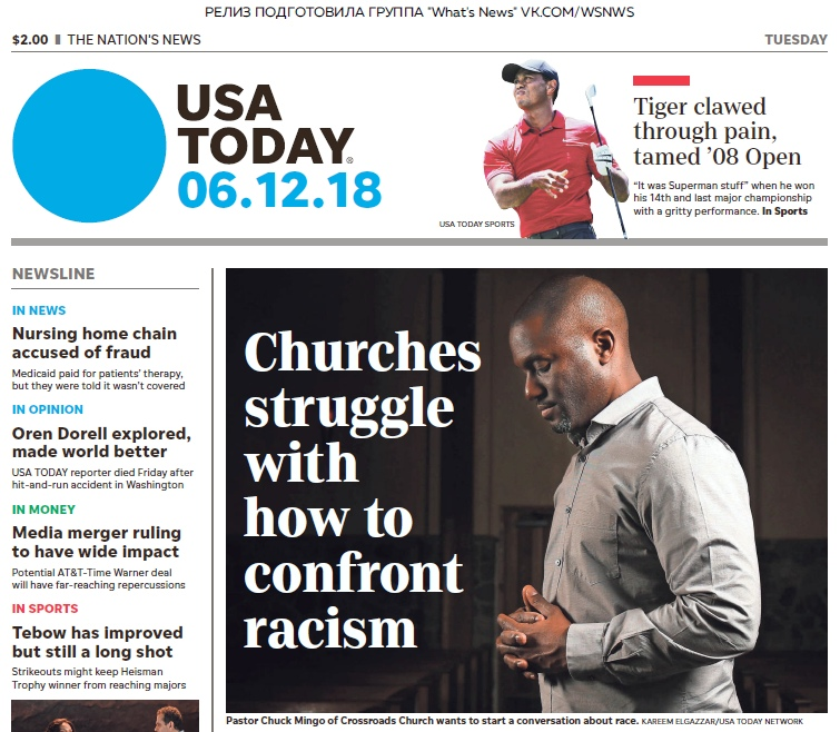 USA Today – 12.06.2018