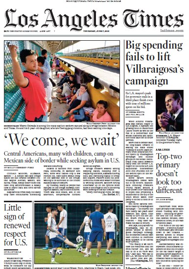 Los Angeles Times – 07.06.2018