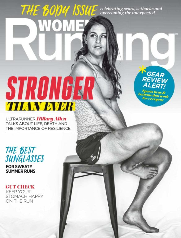 Women's Running USA – July 2018