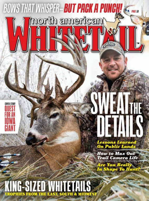 North American Whitetail – July 01, 2018