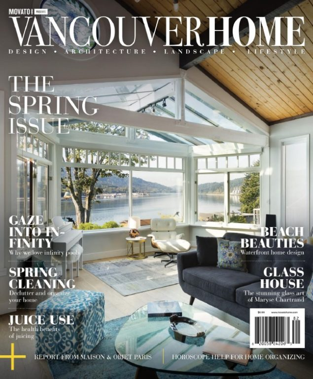 Vancouver Home – Spring 2018