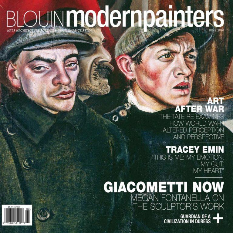 Modern Painters – 01.06.2018