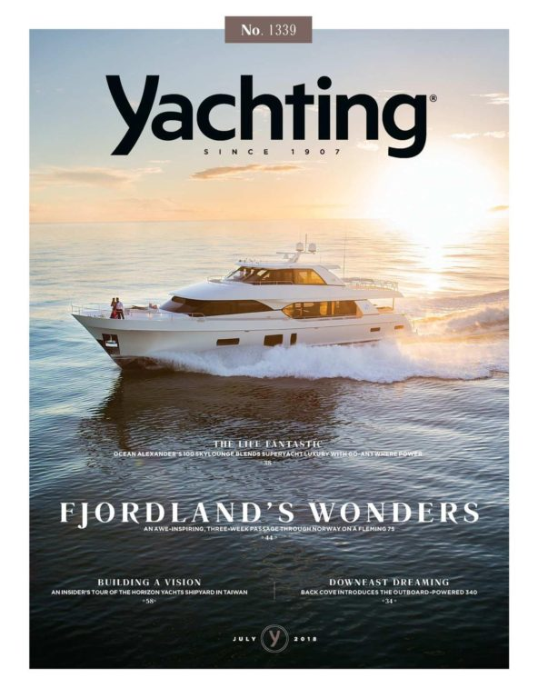 Yachting USA – July 2018