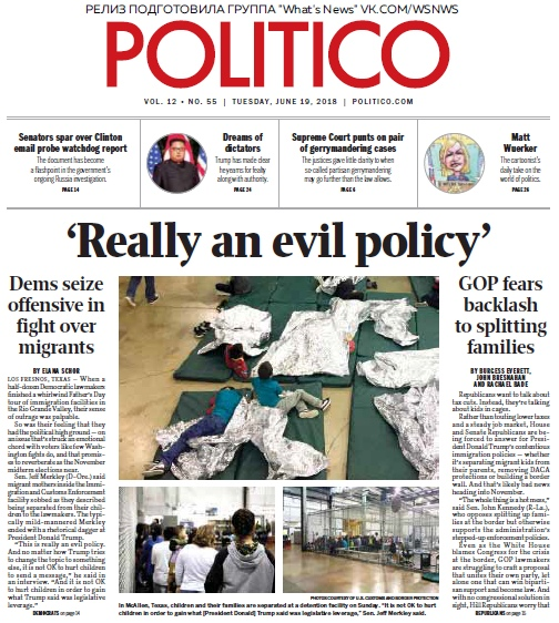 Politico – 19.06.2018