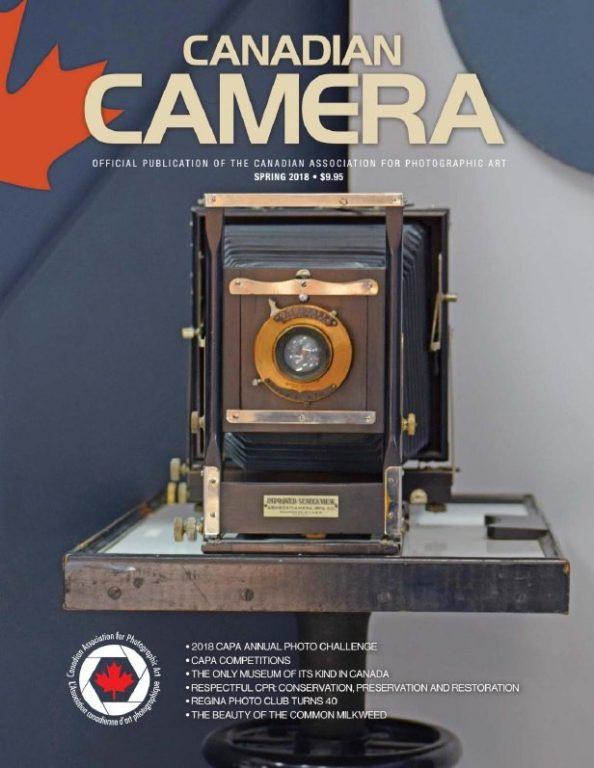 Canadian Camera – Spring 2018