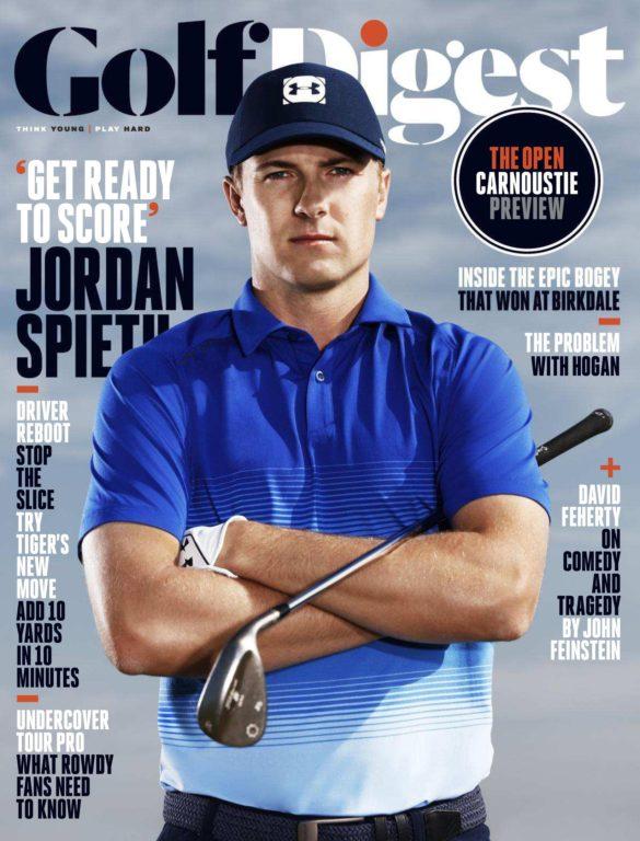 Golf Digest USA – July 2018