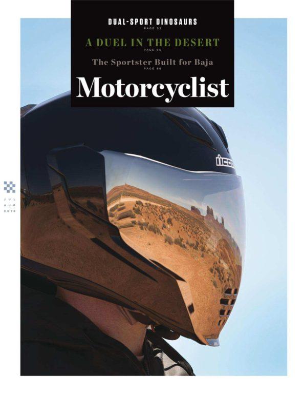 Motorcyclist USA – 01.07.2018