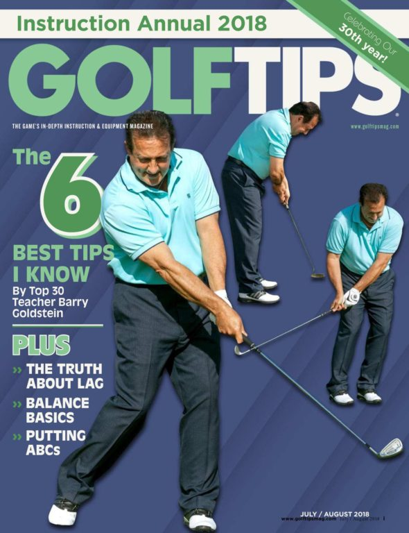 Golf Tips USA – July-August 2018