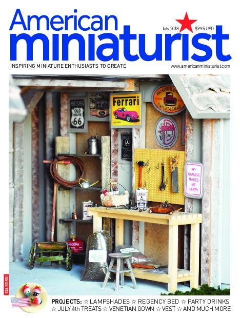 American Miniaturist – July 2018