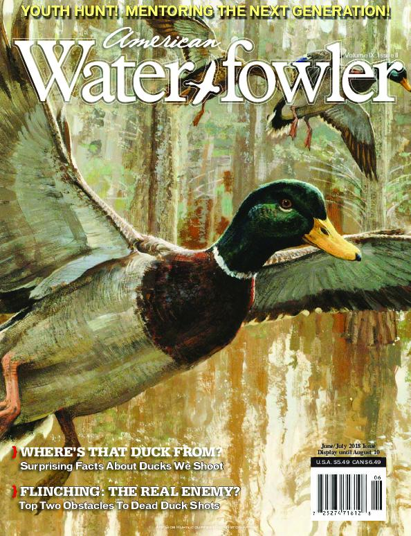American Waterfowler – May 2018