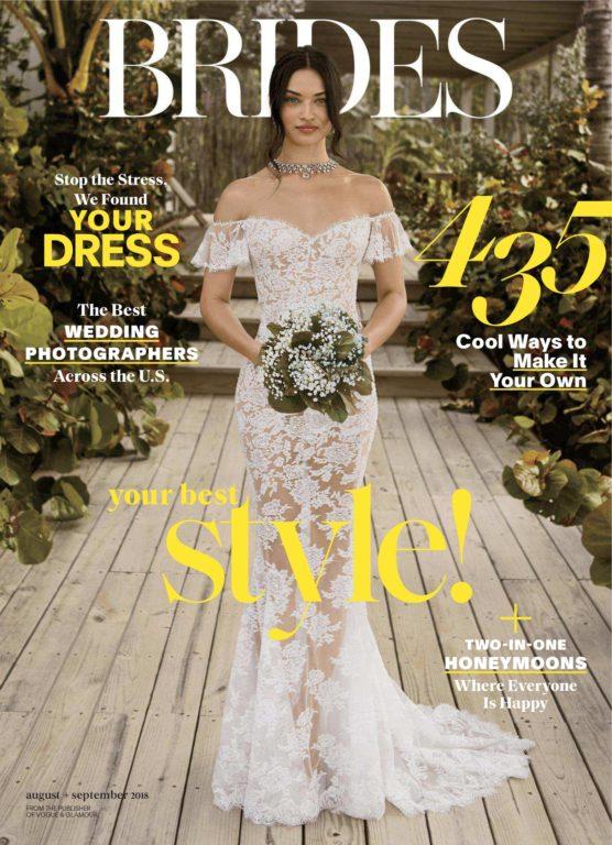 Brides USA – August-September 2018
