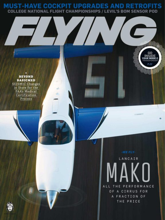 Flying USA – June 2018