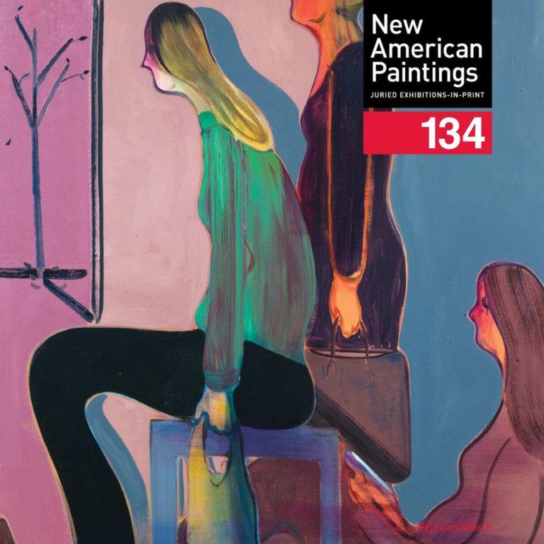 New American Paintings – May-June 2018