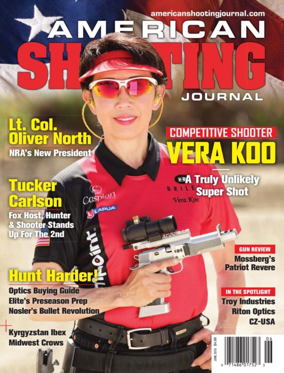 American Shooting Journal – June 2018