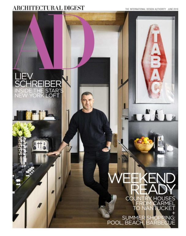 Architectural Digest USA – June 2018