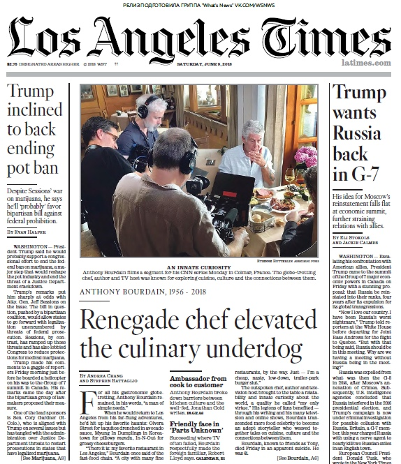Los Angeles Times – 09.06.2018