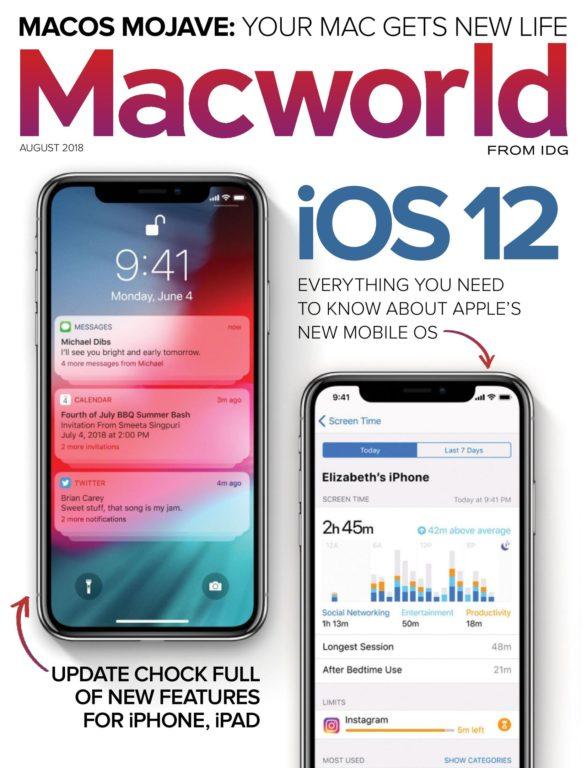 Macworld USA – August 2018