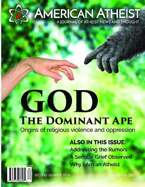 American Atheist – July 2018