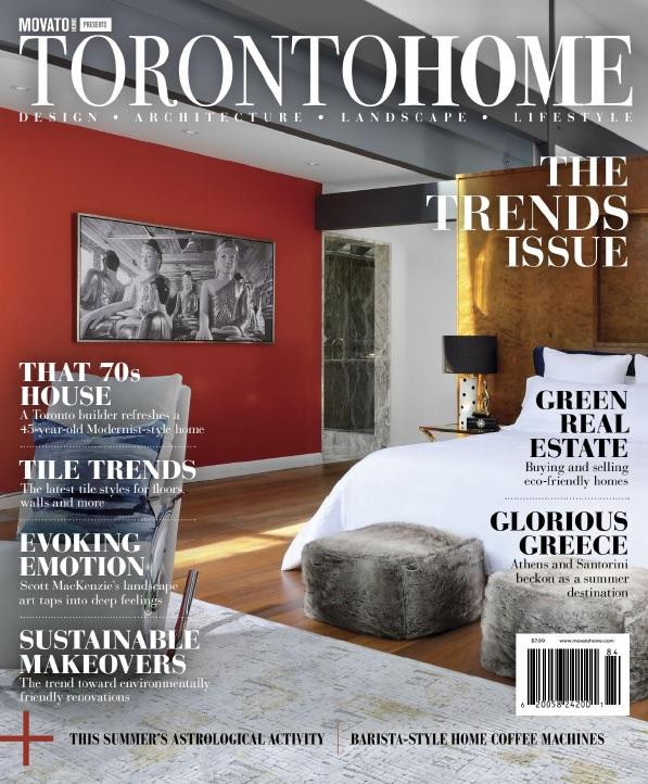 Toronto Home – Trends 2018