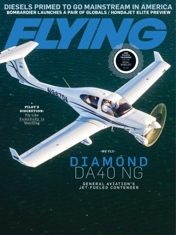Flying USA – August 2018