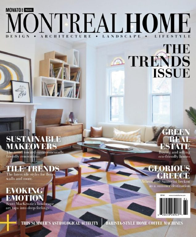 Montreal Home – Trends 2018