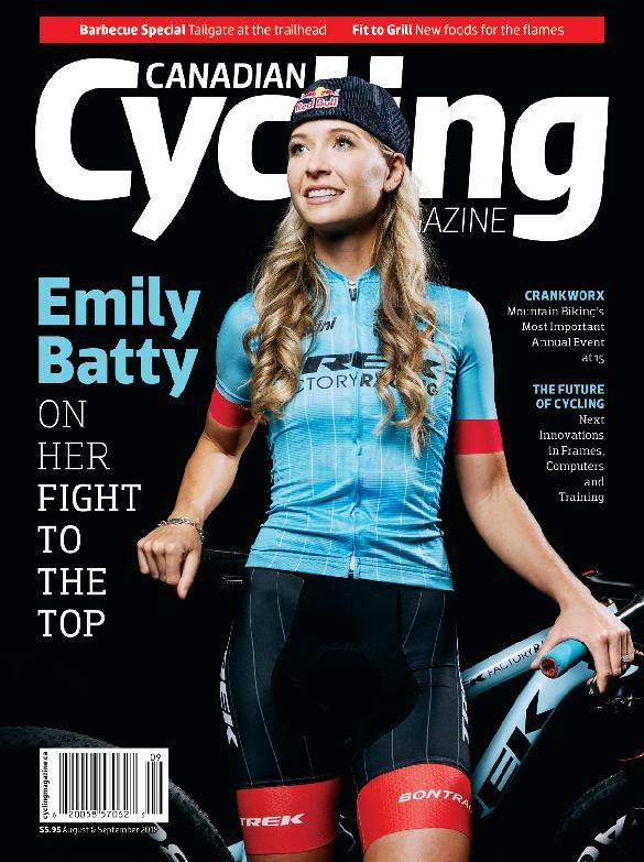 Canadian Cycling – August-September 2018