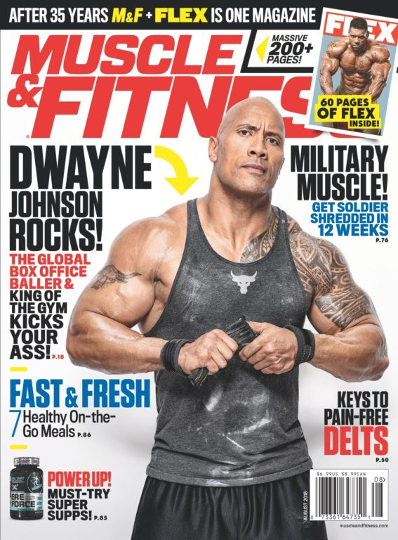 Muscle & Fitness USA – August 2018