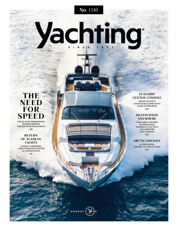 Yachting USA – August 2018