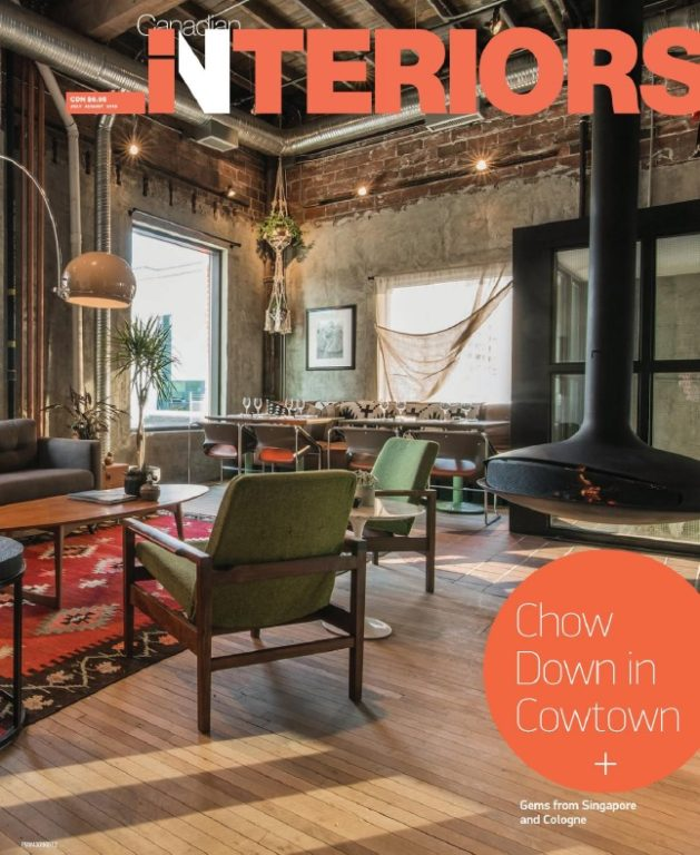 Canadian Interiors – July-August 2018