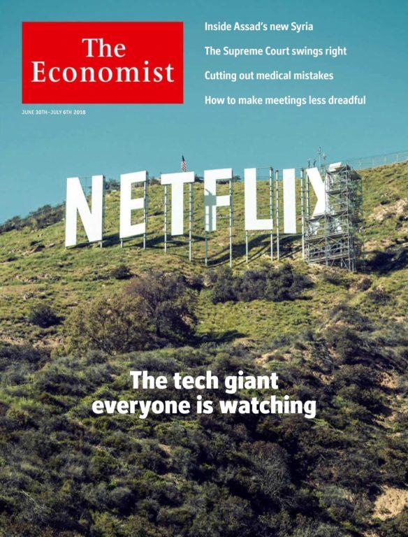 The Economist USA – June 30, 2018