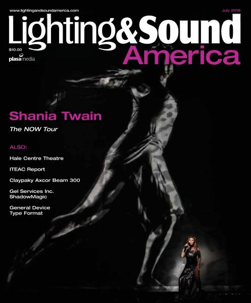 Lighting & Sound America – July 2018