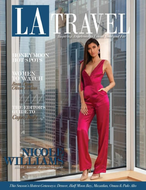 Los Angeles Travel – Spring 2018