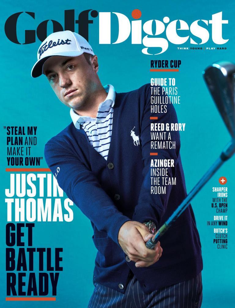 Golf Digest USA – September 2018