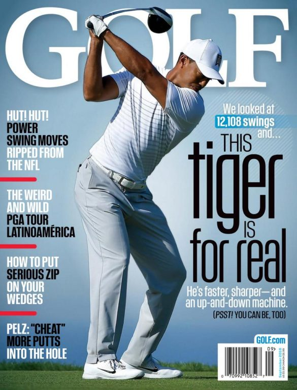 Golf Magazine USA – September 2018
