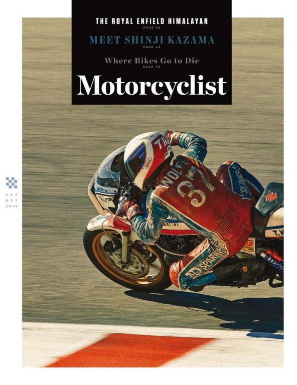 Motorcyclist USA – September-October 2018
