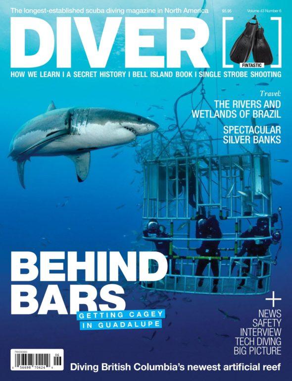 Diver Canada – August 2018