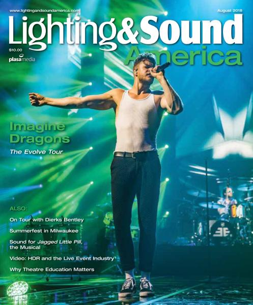 Lighting & Sound America – August 2018