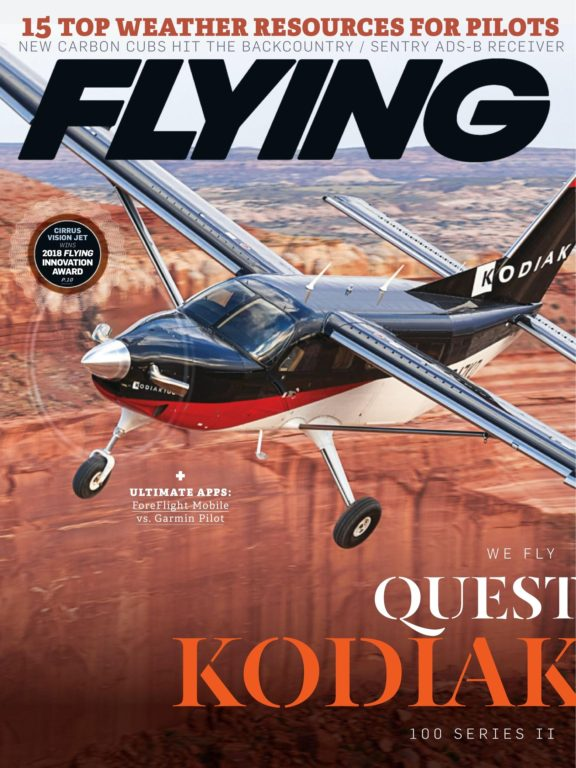Flying USA – September 2018