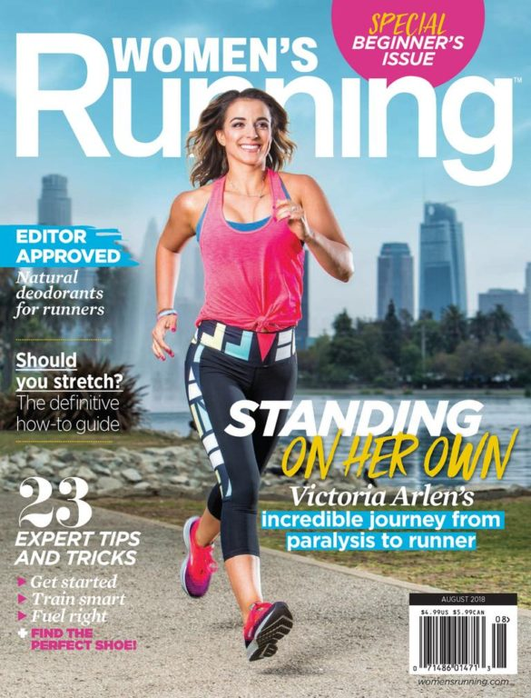 Women's Running USA – August 2018