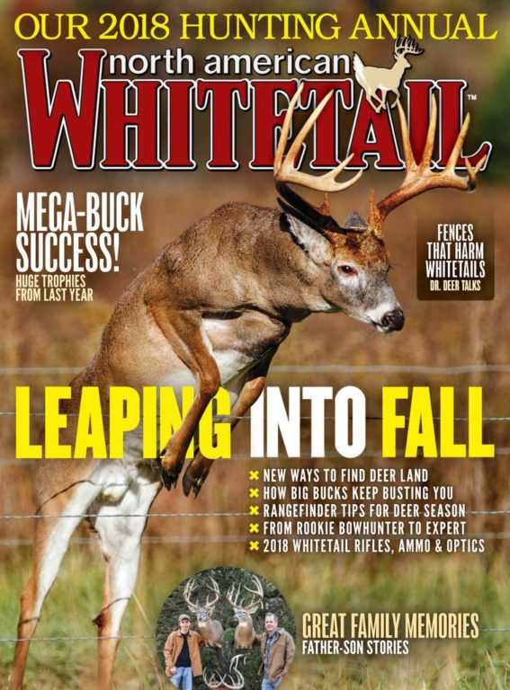 North American Whitetail – September 01, 2018