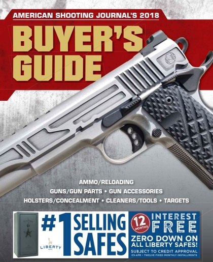 American Shooting Journal – Buyer's Guide 2018
