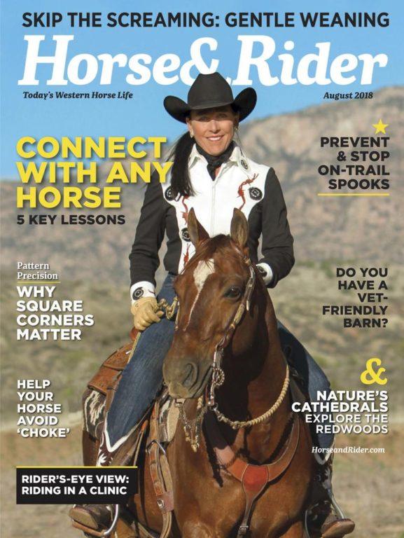 Horse & Rider USA – August 2018