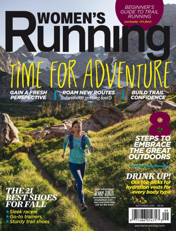 Women's Running USA – September 2018